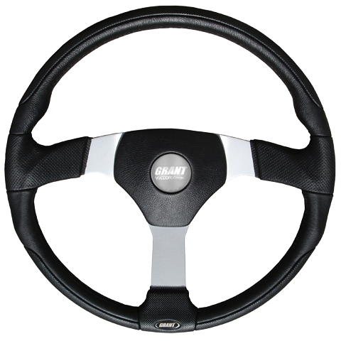 Trucker Series Sport 3 Spoke Steering Wheel