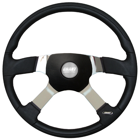 Trucker Series 4 Spoke Steering Wheel