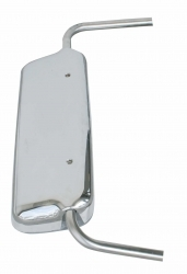 Freightliner Mirror Cover - Passenger Side (2005 & Newer)