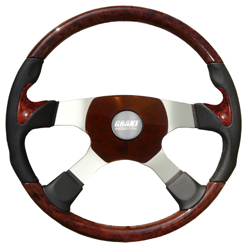 "Pathfinder 4 Spoke 17 3/4"" Steering Wheel"