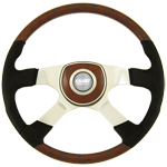 Startruck Series Elegant 4 Spoke Steering Wheel