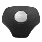 Sport 3 Black Poly 3 Spoke Horn Pad