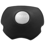 Sport 4 Black Poly 4 Spoke Horn Pad