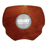 Exclusive 4 Mahogany 4 Spoke Horn Pad