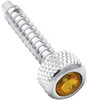 Freightliner Jeweled Dash Screw - Gold (2 pk)