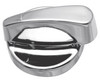 International Chrome Knob for A/C Heater Plates
