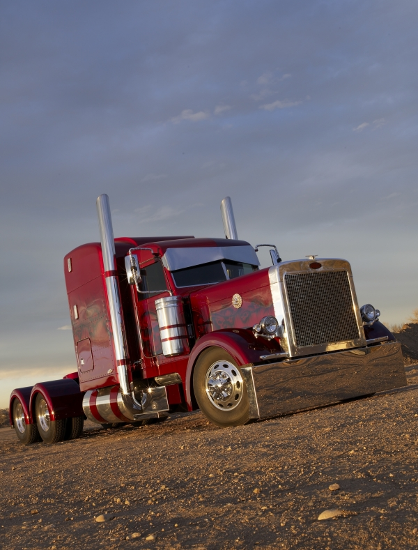 The Dead Mans Hand Peterbilt 379