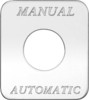 Freightliner FLD Classic Manual Automatic Switch Plate