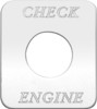 Freightliner FLD Classic Check Engine Switch Plate