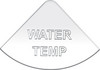 International Water Temp Gauge Emblem