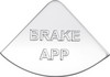 International Brake App Gauge Emblem