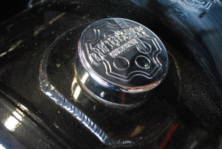 Outlaw Customs Billet Kenworth Fuel Cap Covers