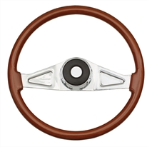 "International 2 Spoke 18"" Tilt/Telescopic Steering Wheel"