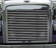 Freightliner Classic Louvered Grill - 14 Bars