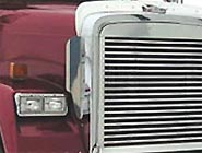 Freightliner Classic Side Hood Deflector