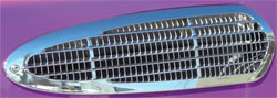 Freightliner Business Class M2 106 Chrome Intake Grill
