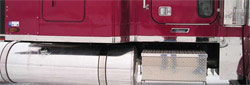 Freightliner Classic Blank 70 Inch Sleeper Panel