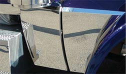 Peterbilt 389 Lower Hood Panel