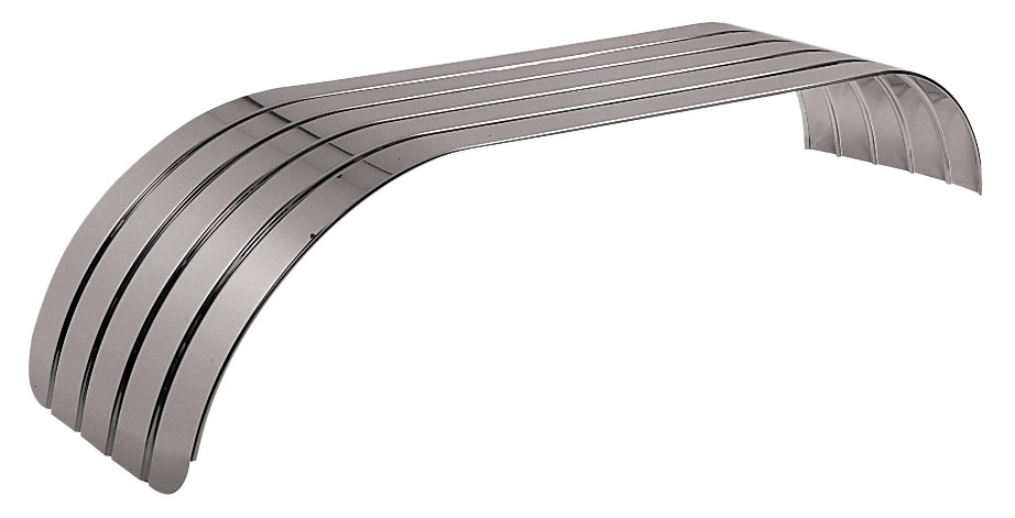 "120"" Ribbed Full Fender w/ Beaded Edge (35""-54""-31"") 16 Ga."