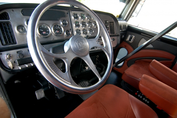 Vigilante Steering wheel