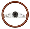 "Kenworth 2 Spoke 18"" Tilt/Telescopic Steering Wheel"