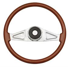 "Peterbilt 2 Spoke 18"" Fixed Column Steering Wheel"